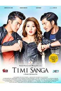 Timi Sanga
