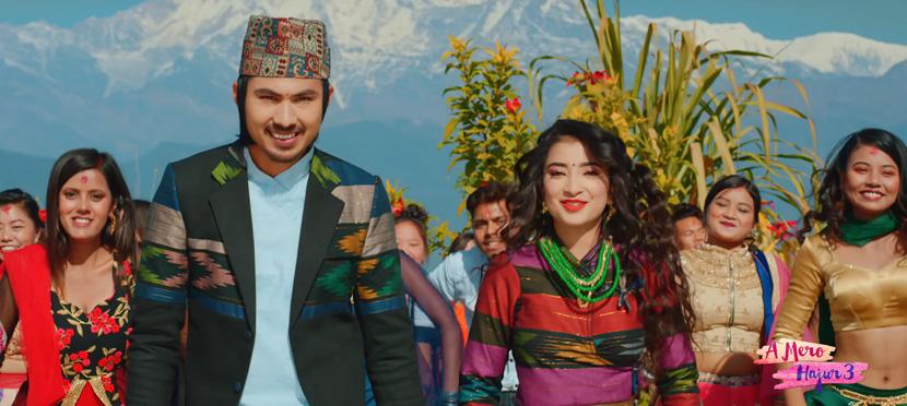 'ए मेरो हजुर ३' को दोश्रो गीत 'परान' सार्वजनिक