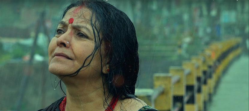 'आमा'को गीत'मनको मौलोदेखि मन्दिरसम्म'