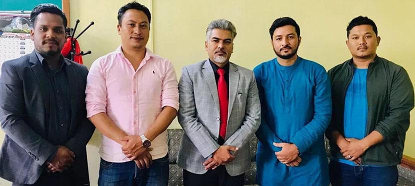 मुस्लिम समुदायसँग 'बादशाह जुट'को क्षमायाचना