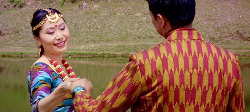'बैनाबट्टा'को गीत 'तिमि सँग' सार्बजनिक