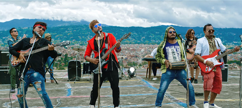 Chha Maya Chhapakai's promotional song released