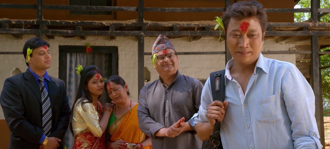 नेपाली चलचित्रमा दशैं