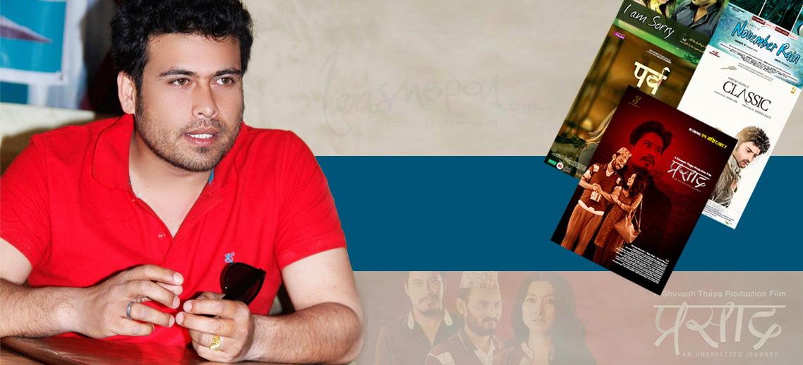 मेरा चलचित्रलाई मनले हेरिदिनु होला – दिनेश राउत, निर्देशक