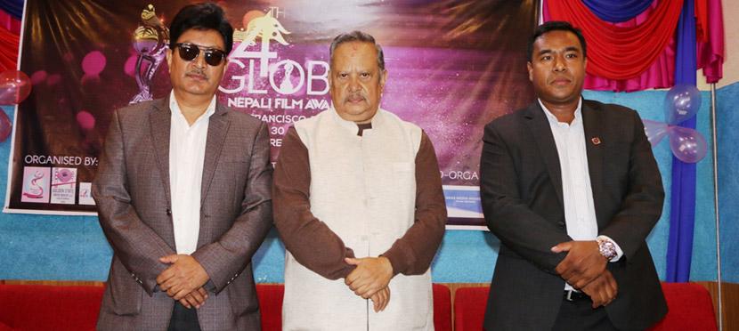 'ग्लोबल नेपाली फिल्म अवार्ड २०१९' नोवेम्बर ३० मा