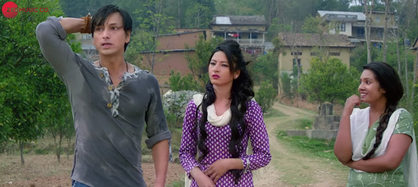 'कड्के कमाल के'को ट्रेलर सार्वजनिक, बलिउड र नेपाली कलाकारले अभिनय