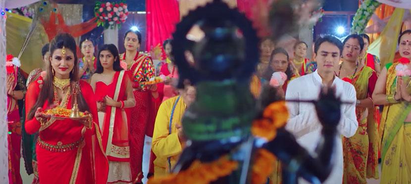 कृष्ण भजन 'मन मोहन' सार्वजनिक
