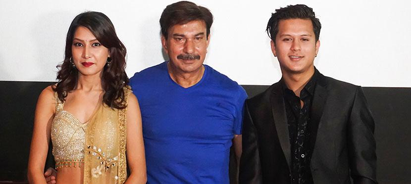 Mr. Nepali song 'Nachauna chhamma chhamma' release