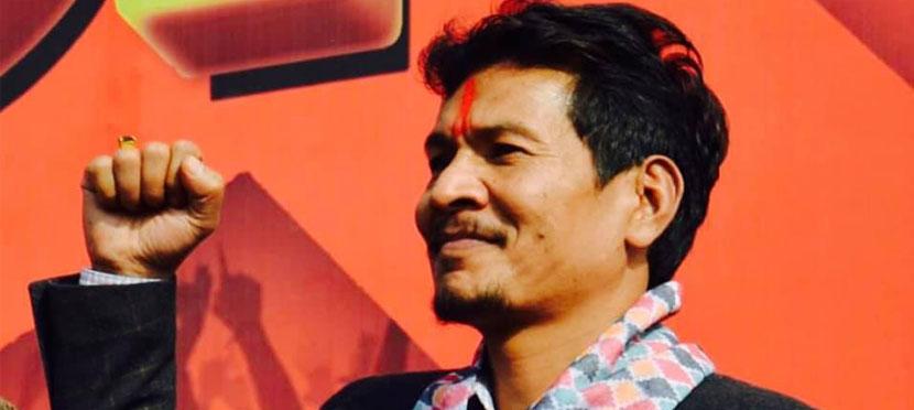 'मालिका' का निर्माता नरबहादुर कार्की पक्राउ