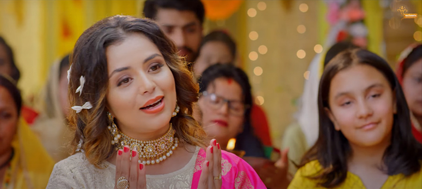 Nita's 'Shri Ganesh Bhajan' is out now