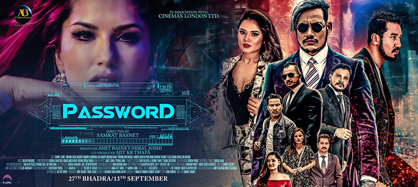 'Password' Foreign Release date