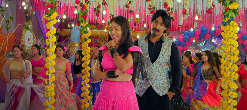 Title song from 'Poi paryo Kale' has released