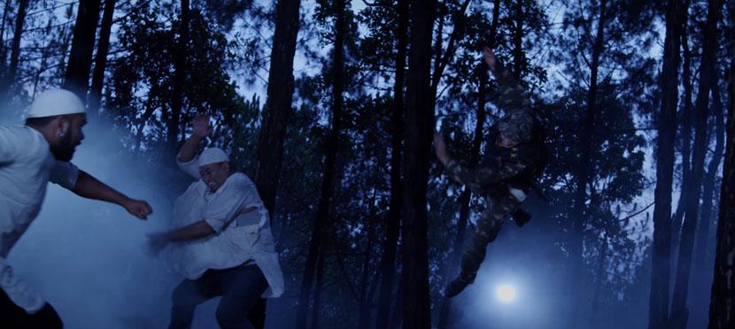 विरताको कथामा चलचित्र 'रुमालै छ चिनो'