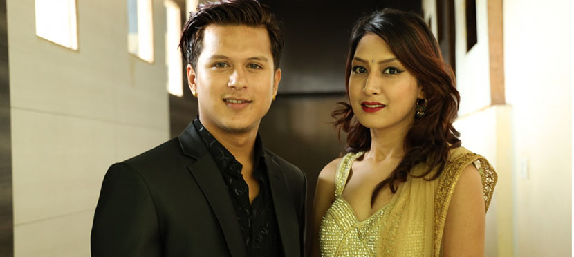 Sahil and Kusum are hopeful from 'Mr. Nepali'