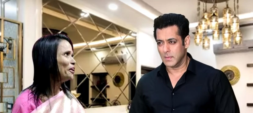Salman Khan Gifted a House to Ranu Mandal