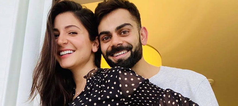 Soon to be parents-Anushka Sharma and Virat Kohli, announce pregnancy in adorable post.