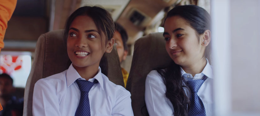 Sujal starred 'Baini Jhyalima'