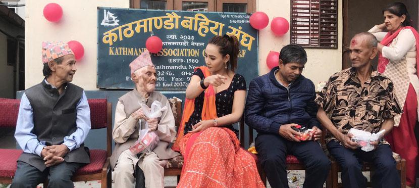 बहिरा संघमा 'सरौतो' अभिनेत्रीको जन्मदिन