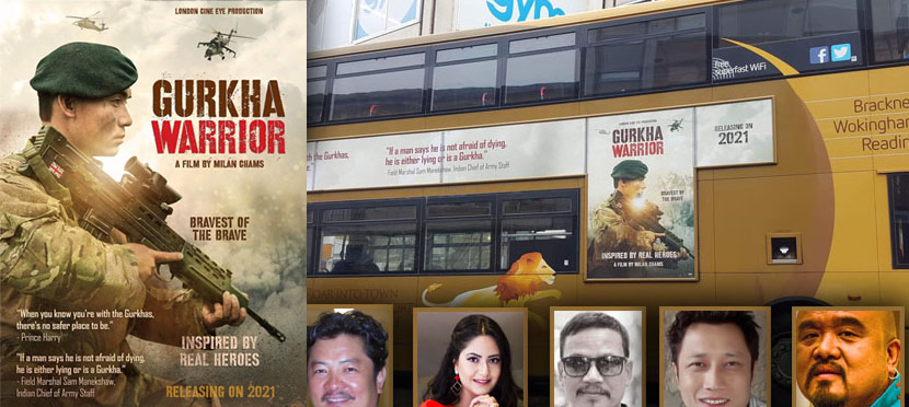The 'Gurkha Warrior' to be filmed in UK, Afghanistan and Nepal