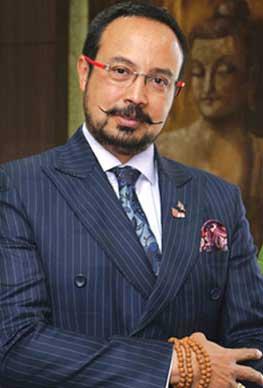 Anil Keshari Shah