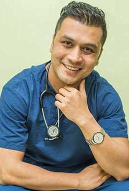 Ayushman Ghimire