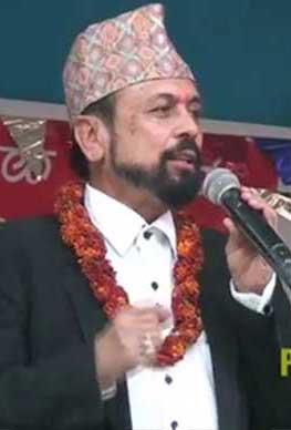 Bam Bahadur Karki
