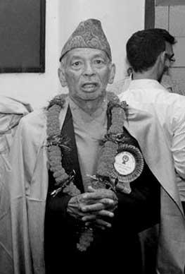 Basanta Jung Rayamajhi