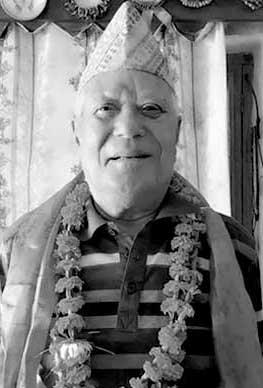 Bhim Bahadur Thapa