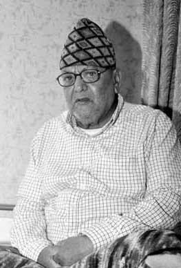 Dharma Raj Thapa