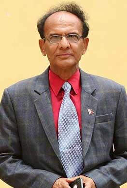 Dr. Krishna Hari Baral