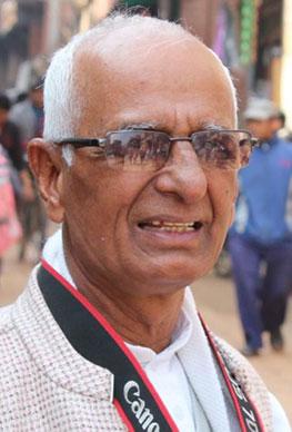 Gehendra Dhimal