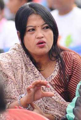 Manju Shrestha