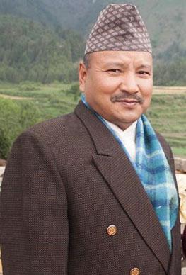 Puskar Gurung
