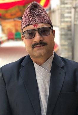 Rajesh Bishural