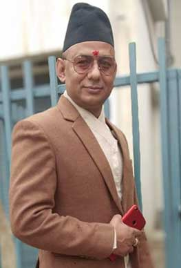 Ram Sharan Ghimire