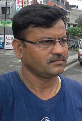 Ram Sharan Upreti