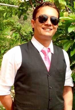 Ramesh MK Poudel