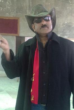Reshraj Acharya