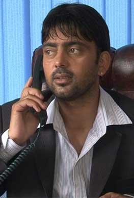 Rishi Raj Acharya