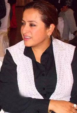 Samjhana Upreti Rauniyar
