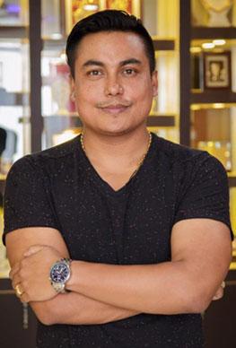 Sandip Chhetri