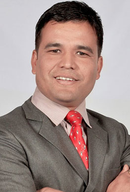 Santosh Shrestha