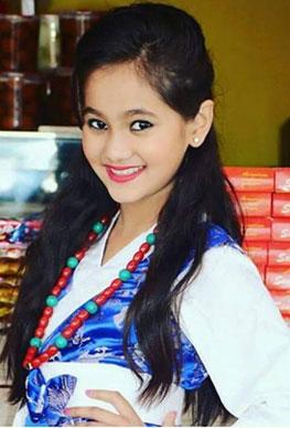 Sedrina Sharma