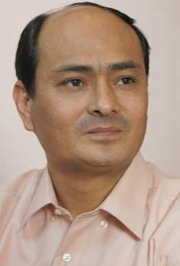 Shakti Ballav Shrestha