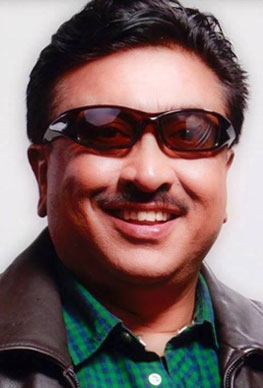 Shambhujeet Baskota
