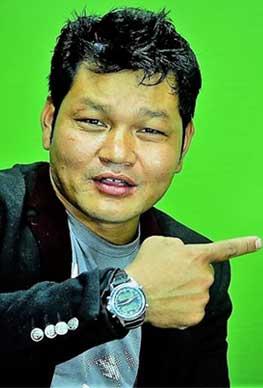 Sher Bahadur Gurung