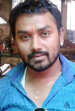 Shiva B. K.