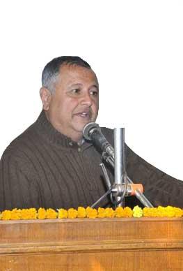 Shree Purush Dhakal