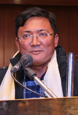Sunil Manandhar