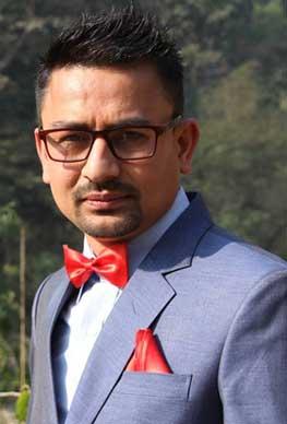 Suraj Bhusal
